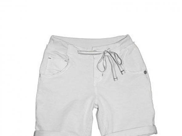 Shorts de color gris