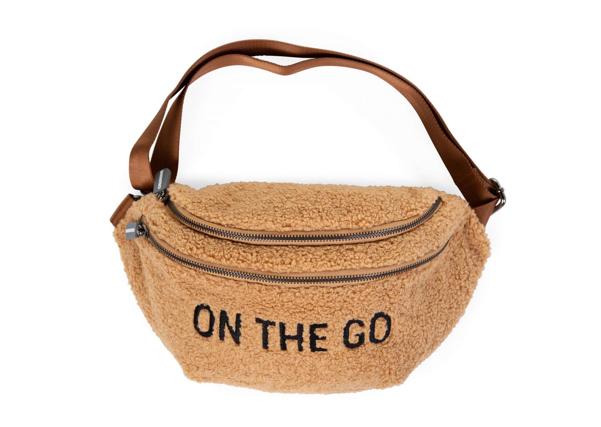 Banana bag ON THE GO HIP BAG - TEDDY BEIGE