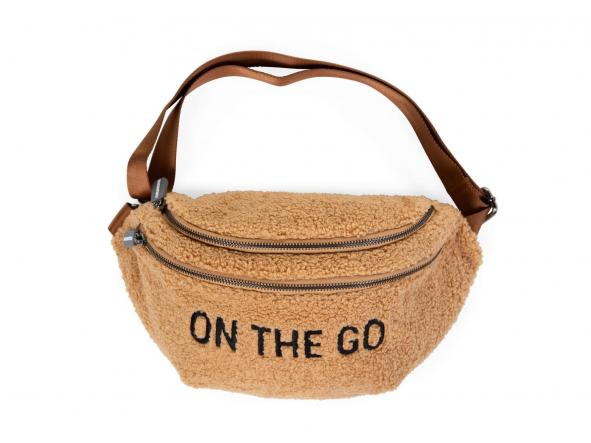 Banana bag ON THE GO HIP BAG - TEDDY BEIGE