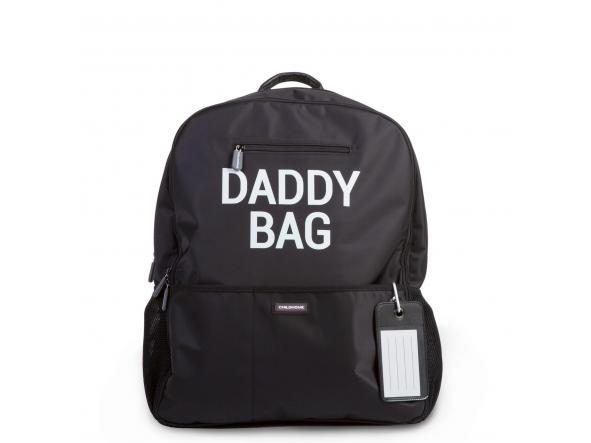 Daddy Bag Care Mochila- negra