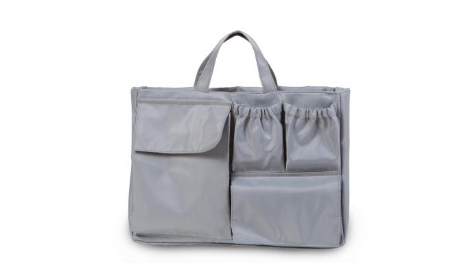 Organizador color gris para family o mommy bag