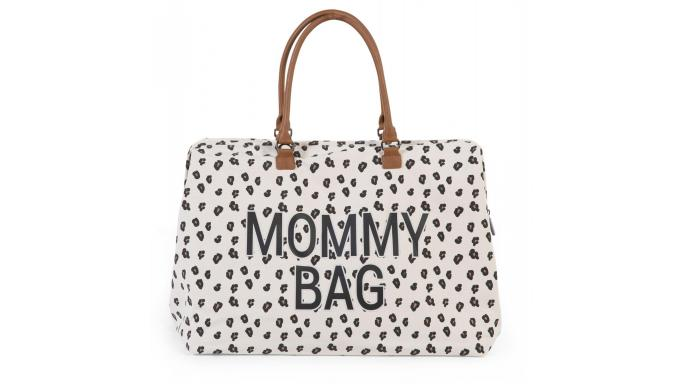 Mommy bag nursery leopardo [0]
