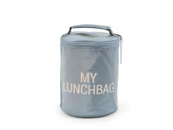 My Lunchbag - With Insulation Lining - Gris y blanco [0]