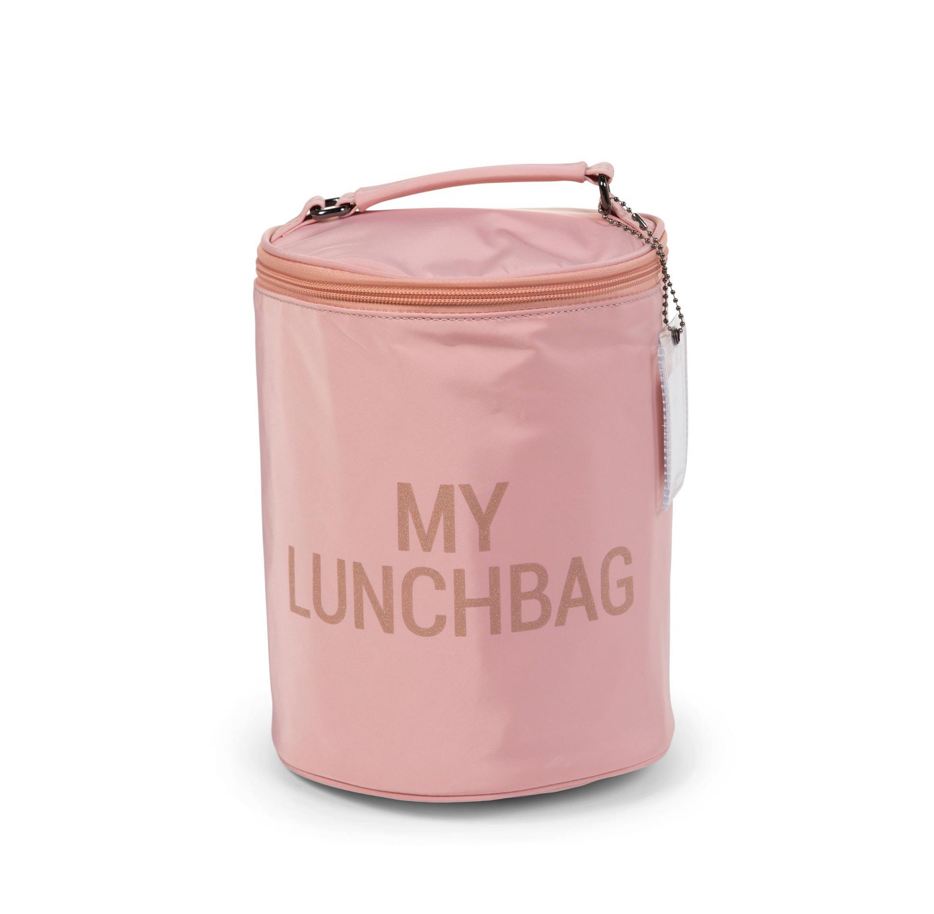 My Lunchbag - With Insulation Lining -Rosa