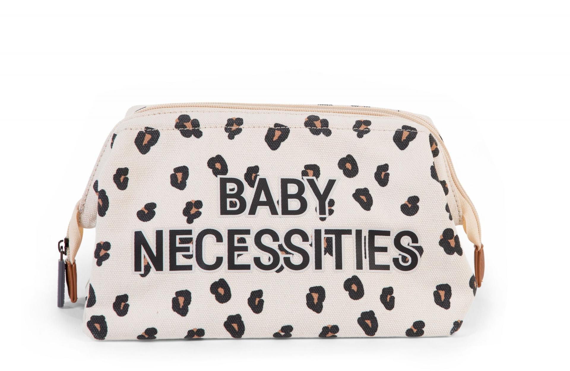 Neceser baby necessities- leopardo