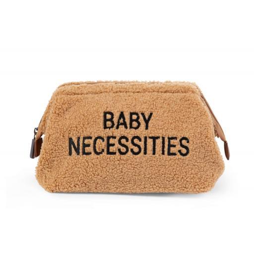 Neceser baby necessities-teddy beige