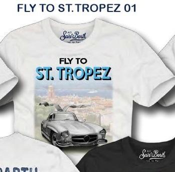 FLY TO ST TROPEZ