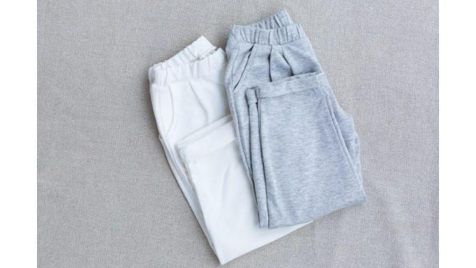 Pantalón punto gris [1]