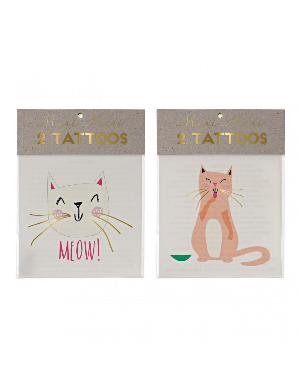 Tatoo gatitos