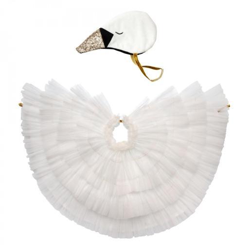 Disfraz de cisne