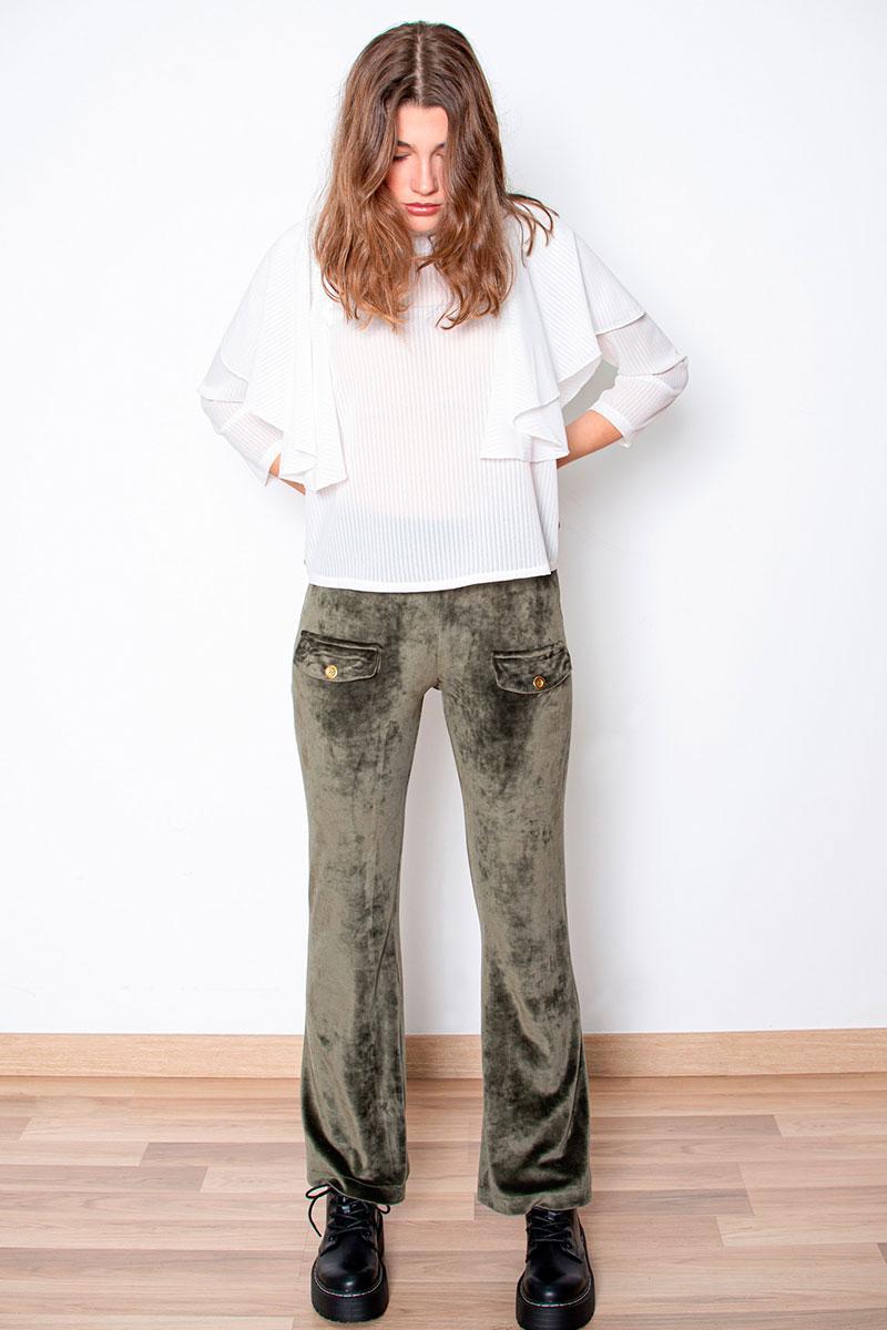 Pantalón Cacería Ingrid