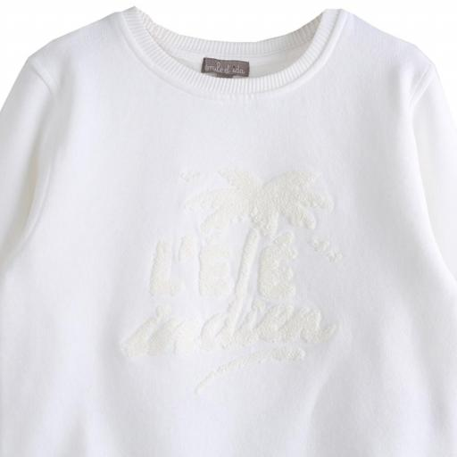 Sudadera algodón orgánico cruda [1]