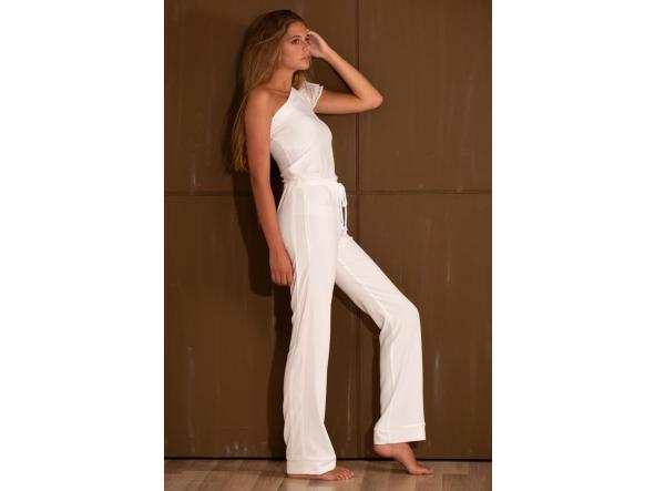 Pantalón Adelle blanco
