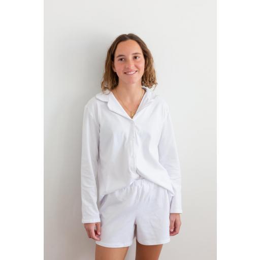 Pijama Marta Blanco