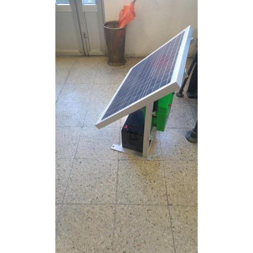Pastor solar 5 julios con GPS [1]