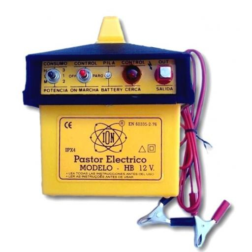 Pastor para bateria 3 julios