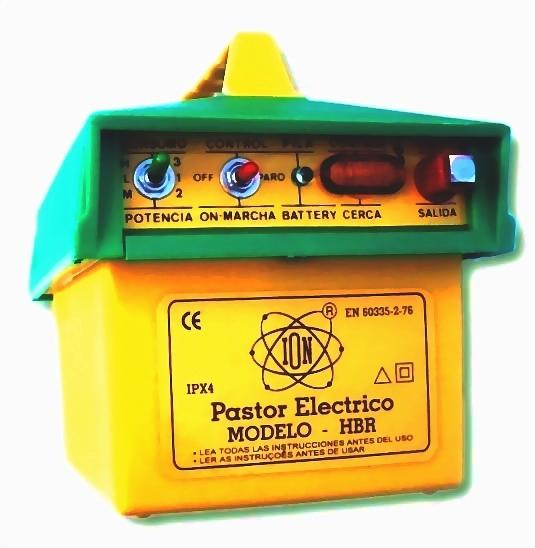 Pastor bateria litio