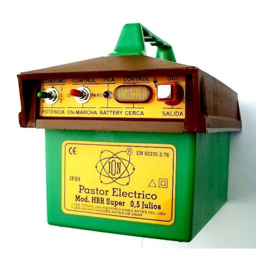 Pastor recargable automatico,500 Mjulios [0]