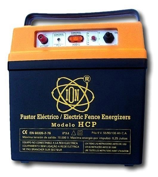 Pastor electrico automatico