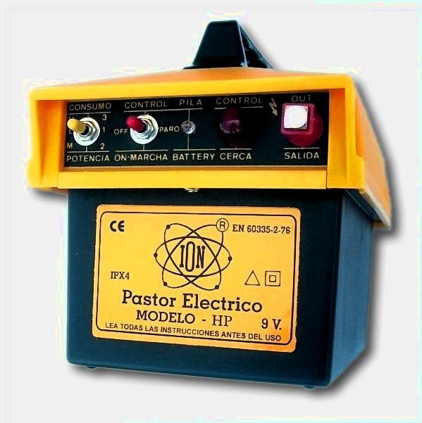 Pastor electrico mixto 12v/220v