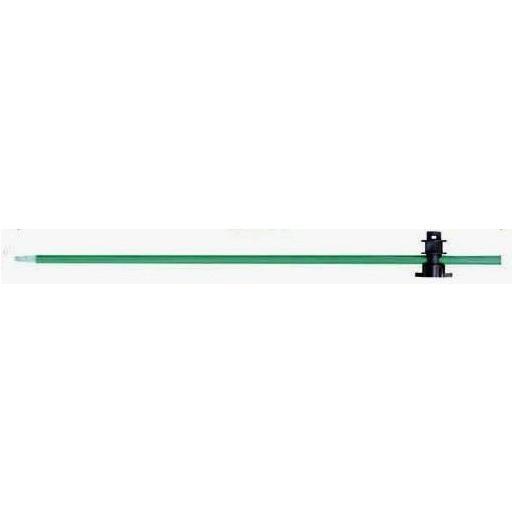 Poste de fibra de 200 cm de alto