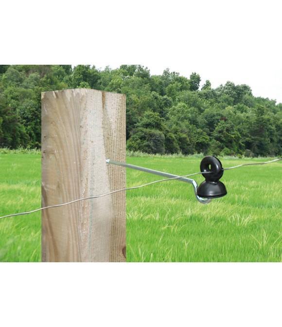 Aislador para roscar en madera 20cm