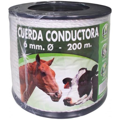 Cuerda de nylon 6 mm