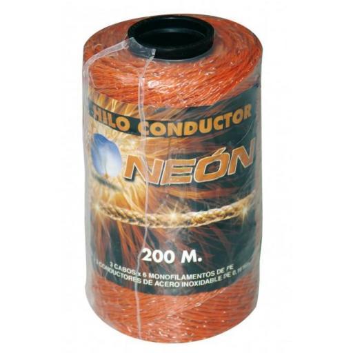 Hilo de nylon 3 conductores