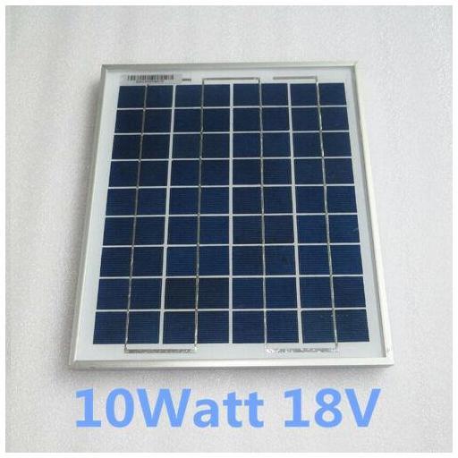 Panel solar 10 watios