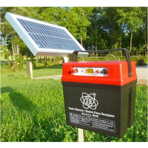 Pastor solar hasta 1 julio antirrobo