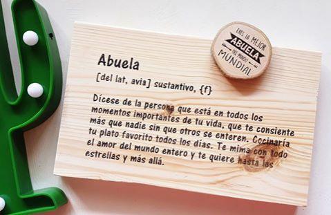 Definición Abuela
