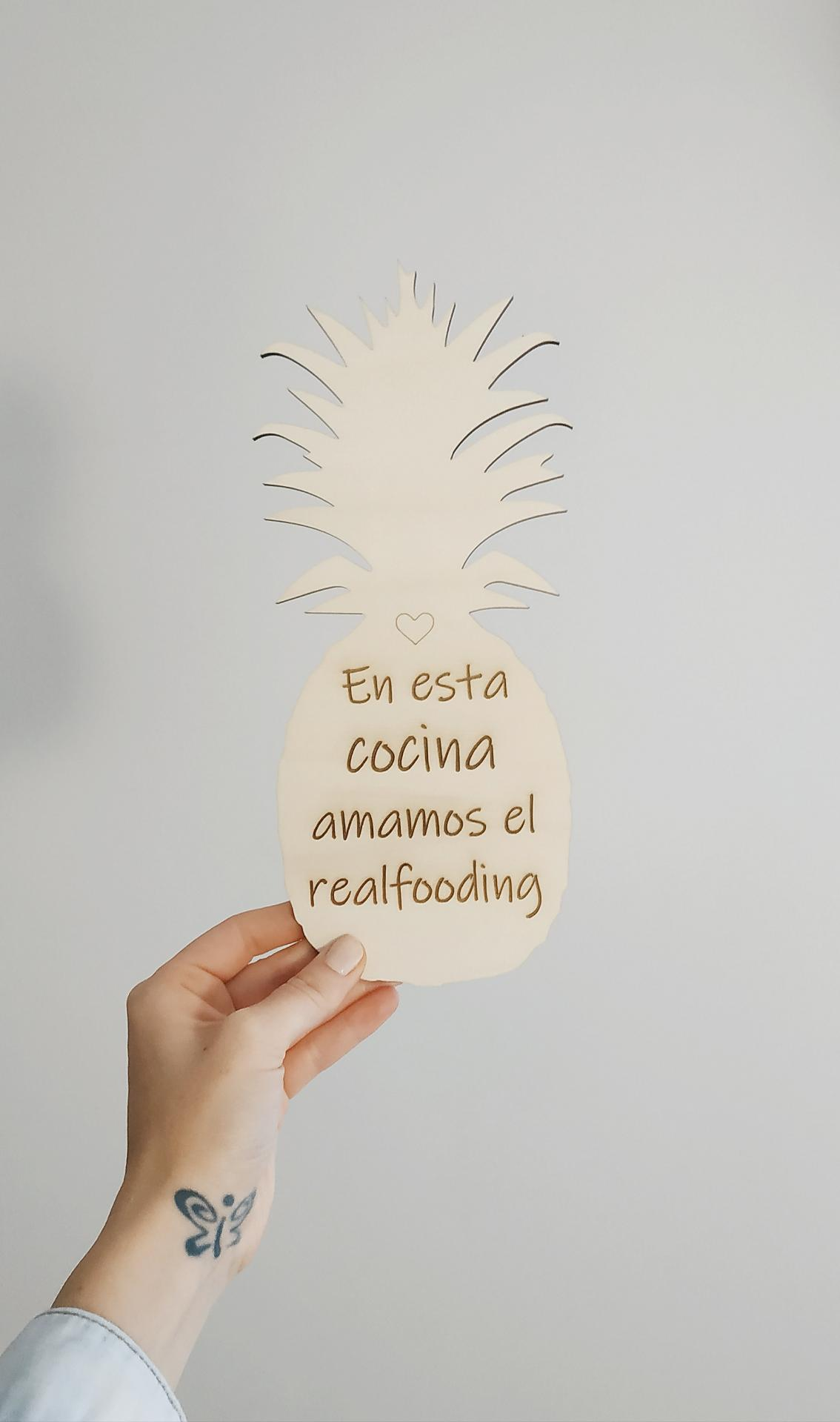 Piña realfood