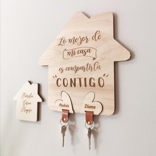 Casa Cuelga llaves