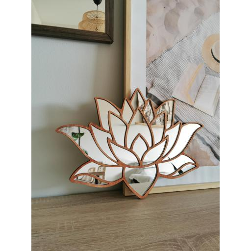 Flor de loto Inmaculada