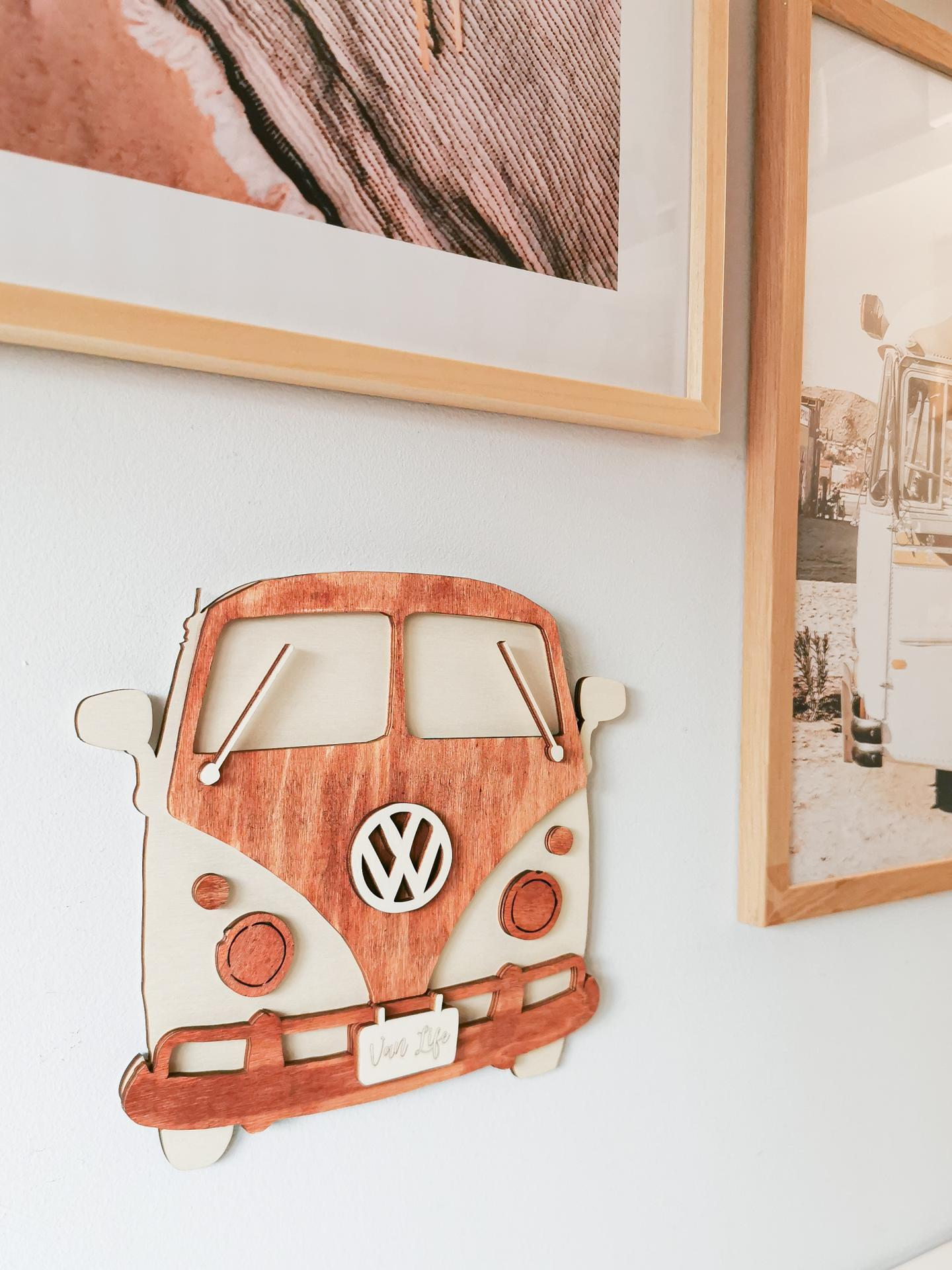 Van life wood