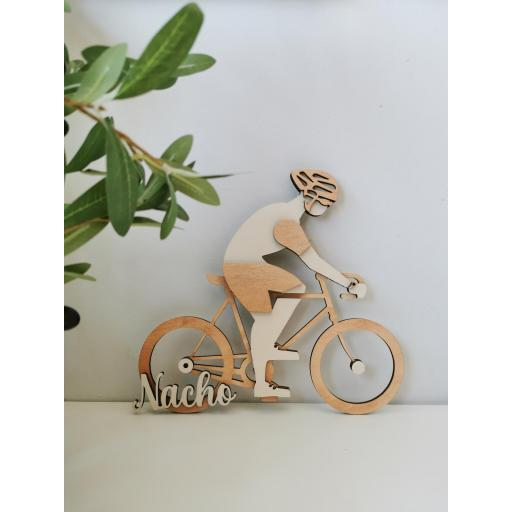 Ciclista Wood