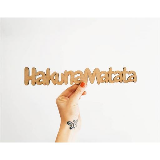 Hakuna Matata [1]