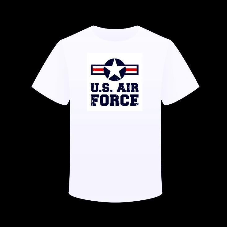 Camiseta hombre  US AIR FORCE