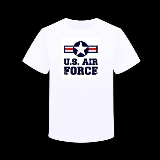Camiseta hombre  US AIR FORCE