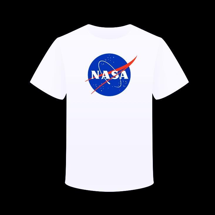 Camiseta hombre  NASA