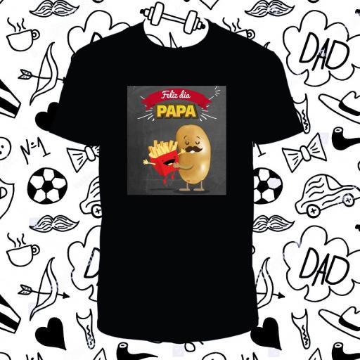 Camiseta FELIZ DÍA PAPÁ