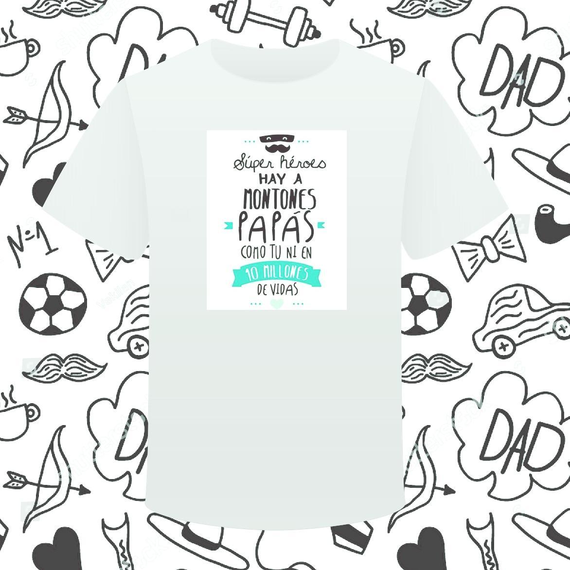 Camiseta SUPER HÉROE