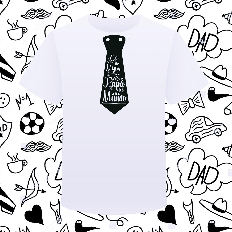 Camiseta EL MEJOR PAPÁ