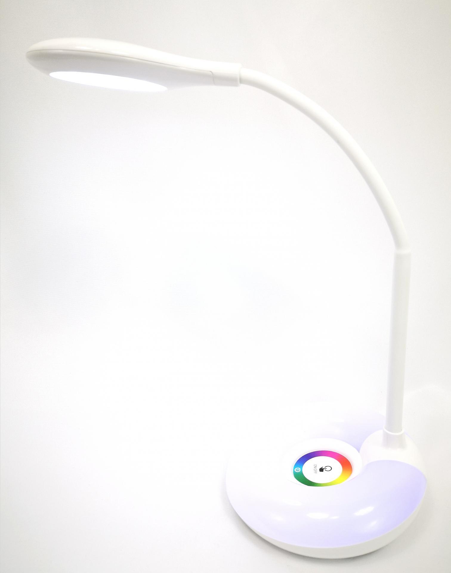 lampara led con 256 modos de luz de animo