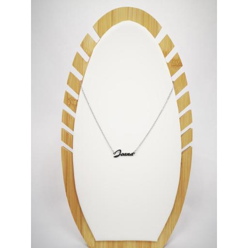 Collar personalizado con nombre Joana barato [1]