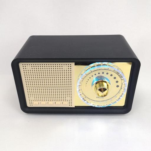 radio mp3 bluetooth vintage [2]