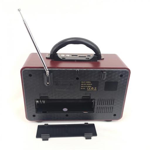 Radio MP3 vintage [3]