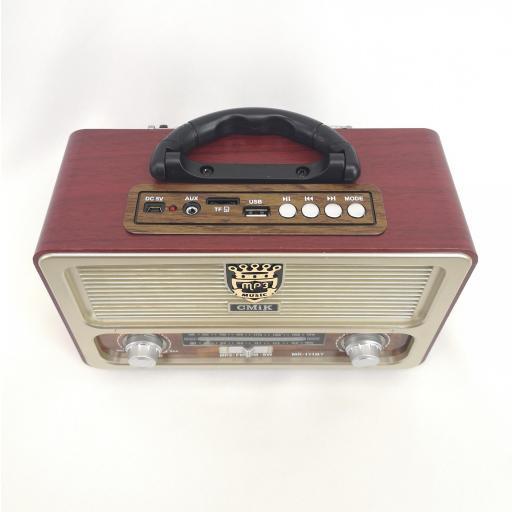 Radio Vintage barata [1]