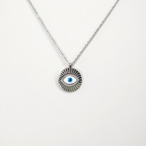 Collar ojo turco AliExpress barato