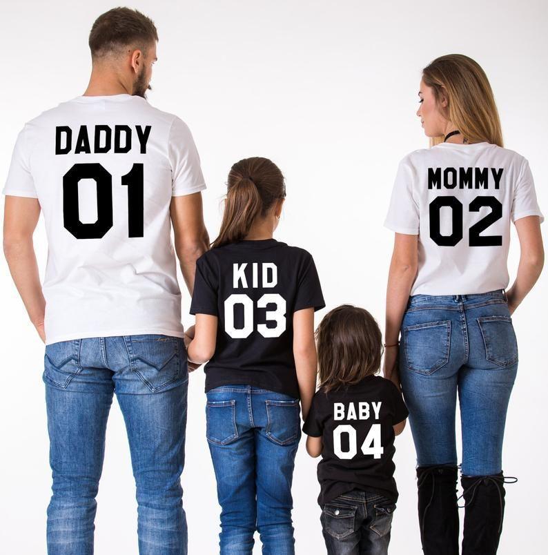 Camiseta FAMILY